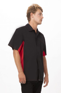 Universal Contrast Shirt by Chef Works