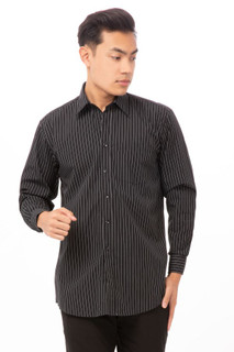 Onyx Dress Shirtby Chef Works
