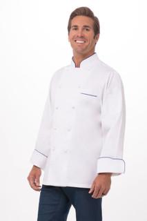 Carlton Premium Cotton Chef Coatby Chef Works