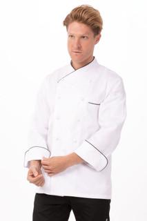 Monte Carlo Premium Cotton Chef Coatby Chef Works
