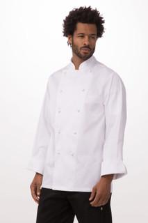 Madrid Premium Cotton Chef Coatby Chef Works
