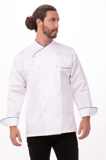 Bali Premium cotton Chef Coatby Chef Works