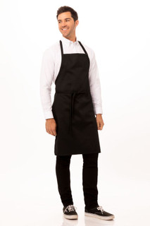 Bib Apron without Pocketsby Chef Works