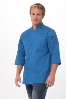 Morocco Chef Coat by Chef Works