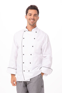 Newport Executive Chef Coatby Chef Works