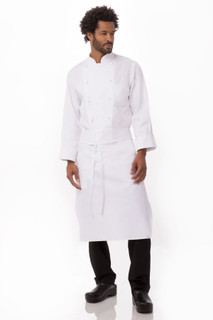 Tapered Apron with Pocketby Chef Works