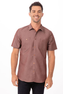 Jaxon Mens Shirtby Chef Works