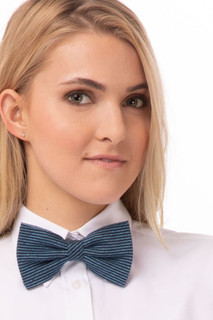 Striped Bow Tieby Chef Works
