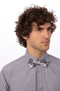Plaid Bow Tieby Chef Works