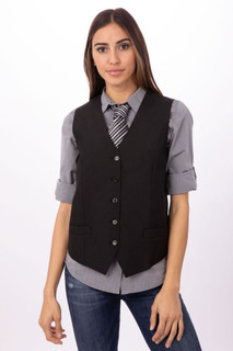 Womens Essential Vestby Chef Works