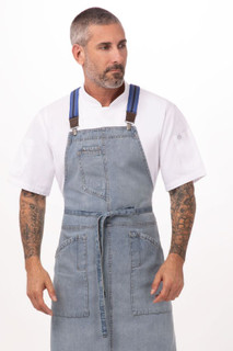 Berkeley Apron Suspendersby Chef Works