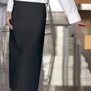 Full Bistro Apron  2 Pockets