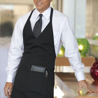Tuxedo Apron  2 Pockets