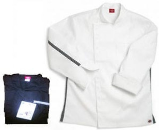 Tunic Chef Coat (Clearance) - by Dickies Chef