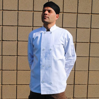 Economy Basic Chef Coat