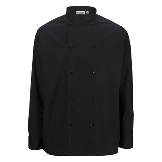 Double Breasted Long Sleeve Server Shirt by Edwards