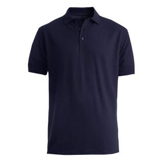 Men's Short Sleeve All Cotton Pique Polo by Edwards