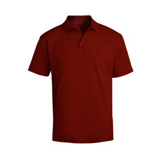 Men's Dry-Mesh Hi-Performance Polo by Edwards