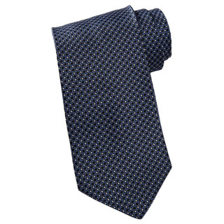 Men's Circles And Dots Tie by Edwards