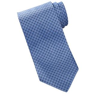 Men's Mini-Diamond Pattern Tie by Edwards