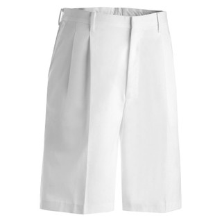 Men's Business Casual Pleated Short