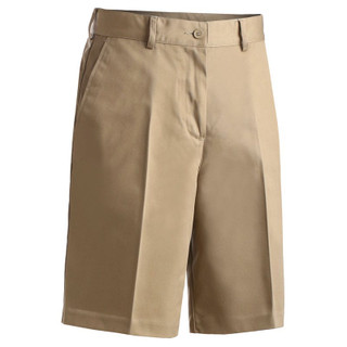 Women's Utility Flat Front Short 9/9.5 Inches Inseam