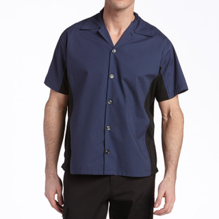 Men's Side Mesh Cook Shirt by ChefWear