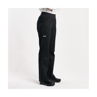 Women's Stretch Waist Chef Pants by ChefWear