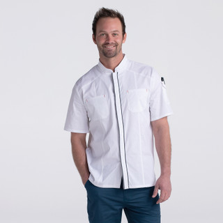 Unisex Flex Kitchen Shirt by ChefWear