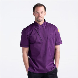 Lightweight Stretch Kitchen Shirt by ChefWear