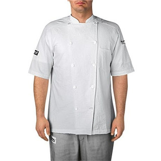 Seersucker Chef Jacket by ChefWear