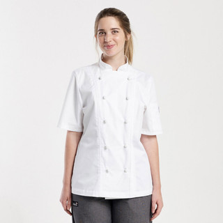 Women's Lightweight Stretch Chef Jacket by ChefWear