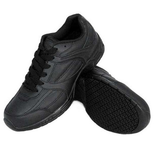 Men's Slip-Resistant Steel Toe Jogger Work Shoes