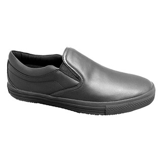 Men's Slip-Resistant Retro Slip On Work Shoes