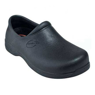 Men's Slip-Resistant Waterproof Injection Work Clogs