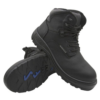 Men's Poseidon Waterproof Soft Toe 6 in. Hiker Work Boots
