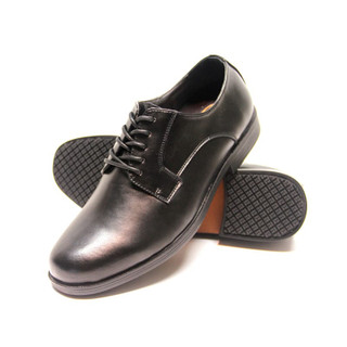 Women's Slip-Resistant Oxford Dress Shoes