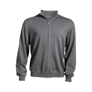 Men's Full Zip Sweater by Edwards