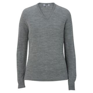 Women's V-Neck Sweater by Edwards