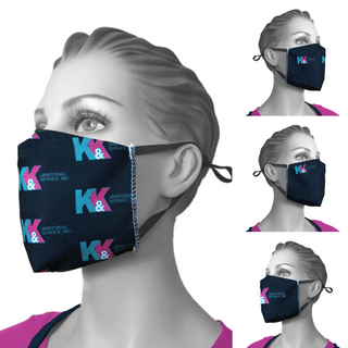 Cotton Lined Face Mask with Your Logo