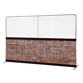 Custom Restaurant Wall, Table Partition