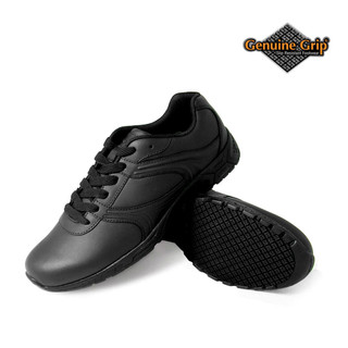 Women's Athletic Plain Toe Work Shoes