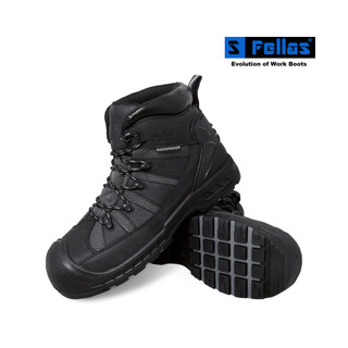 Men's Comp Toe Waterproof Puncture Resistant Boots
