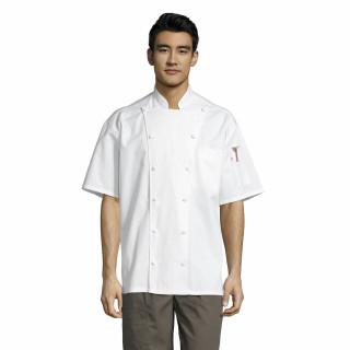 Aruba Chef Coat with Mesh Back