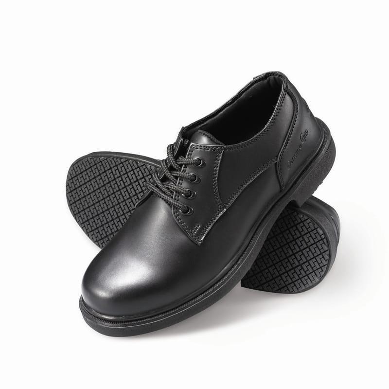 Slip-Resistant Oxford Work Shoes | Men