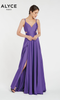Alyce 60453 A-line Long Party Dress