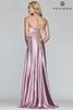 Faviana S10209 Long Dress with Side Slit