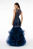 Long Mermaid Party Dress style GLS GL1822