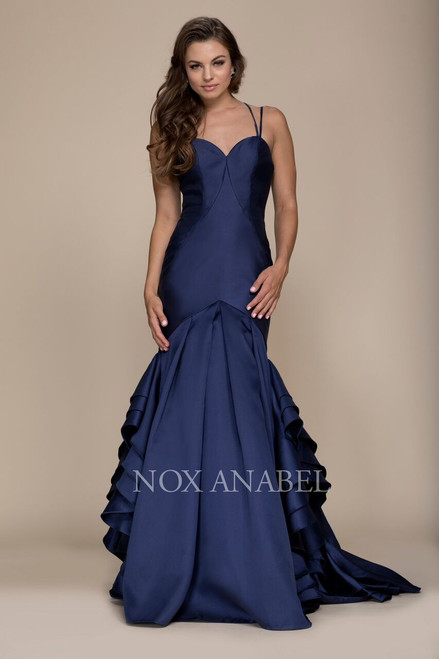 Sweetheart Neckline Mermaid Dress