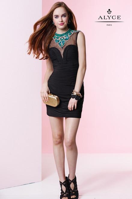 Alyce Paris 4417 Cocktail Dress